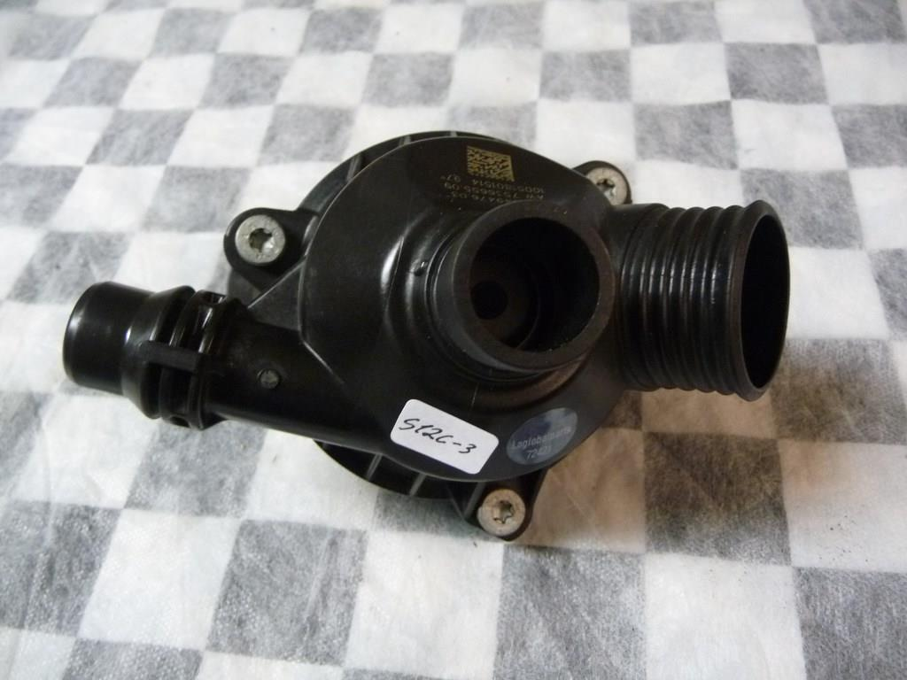 BMW E60 E61 E90 E91 E92 E93 Z4 X3 128i 325i 328i 528i 530i Engine Coolant Thermostat Assembly 11537549476 OEM A1