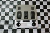 BMW 3 Series Roof Switch Unit w/ Emergency Call Button GRAU 61319225537 OEM OE