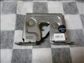 BMW 1 3 5 6 Series X1 X3 Hood Latch Lock 51237008755 OEM A1