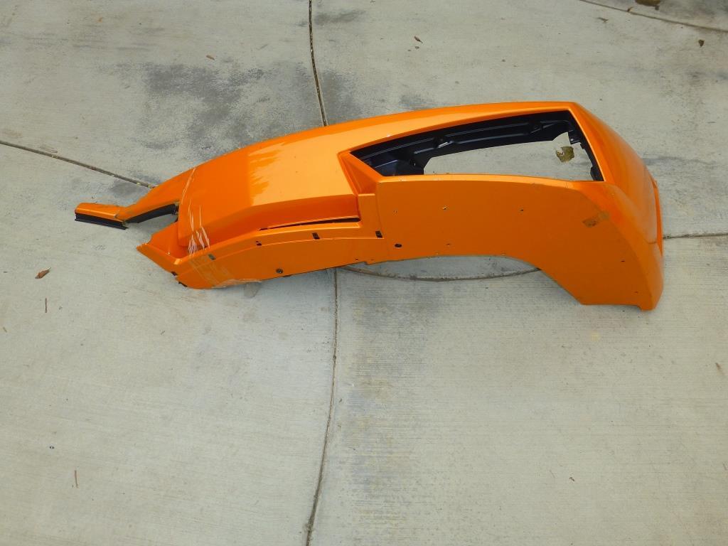 Lamborghini LP560-4s Front Bumper Cover Gallardo Spyder Coupe 400807437C - Used Auto Parts Store | LA Global Parts
