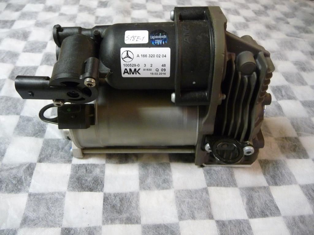 Mercedes Benz GL Class Air Suspension Compressor A1663200204 OEM A1