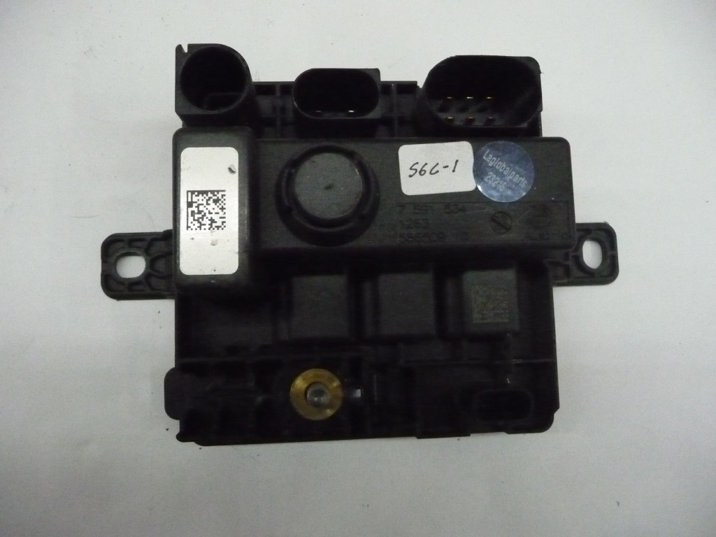 2012 2013 2014 2015 2016 2017 BMW F30 F31 F32 F33 F36 320i 328i 428i 430i X4 Power Distribution Modul 12637591534 OEM OE
