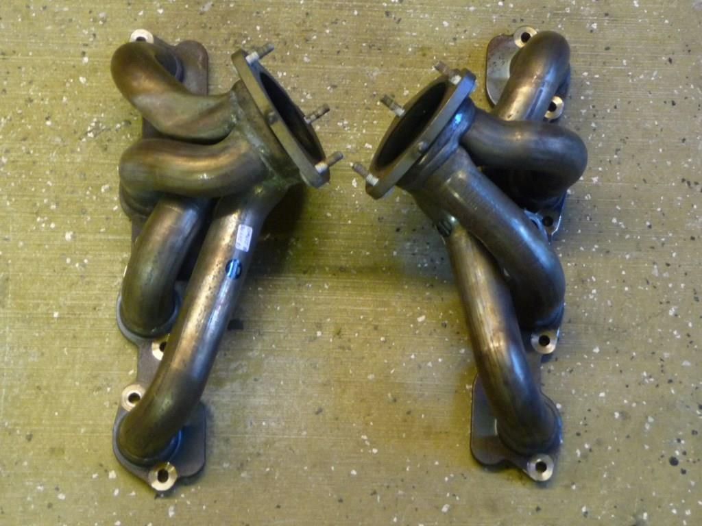 2009 2010 2011 2012 2013 2014 Ferrari California Left & Right Exhaust Manifold 249597; 249598 OEM OE