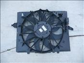 2004 2005 2006 2007 2008 2009 2010 BMW E60 E63 E64 525i 528i 545i 645Ci Radiator Cooling Fan Assembly 67326946638 ; 17427543283 ; 17427543282 OEM A1