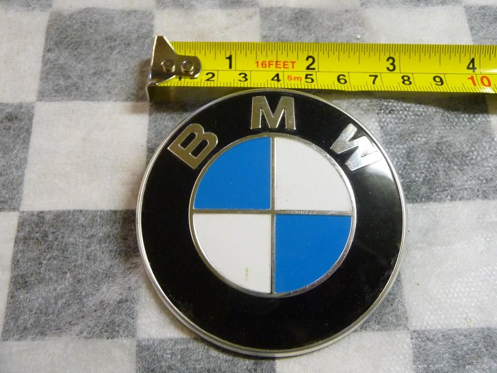 BMW 2 3 4 Series M235iX M3 Emblem Badge Logo Used 51148219237 OEM A1