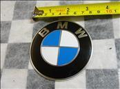 2012 2013 2014 2015 2016 2017 2018 2019 BMW F22 F30 F32 F33 228i 230i 320i 428i 430i Front Bumper Emblem Badge 51767288752 OEM OE