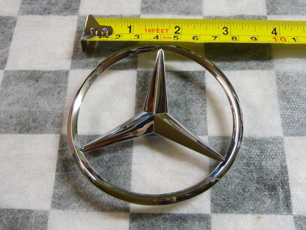 Mercedes Benz CLA C117 Rear Trunk Lid Emblem Badge NEW A1178170016 OEM OE