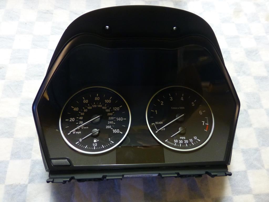 BMW 2 Series X1 Instrument Cluster 62106805181 OEM A1