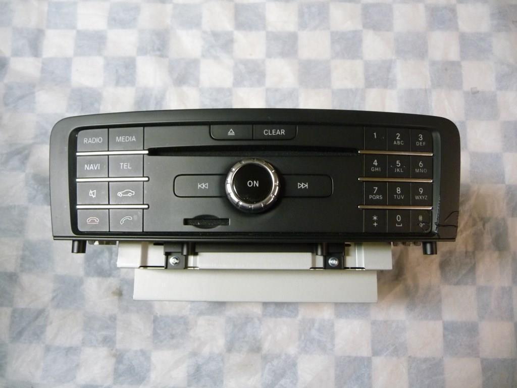 Mercedes Benz CLA Class Radio Control Unit A2469001417 OEM A1