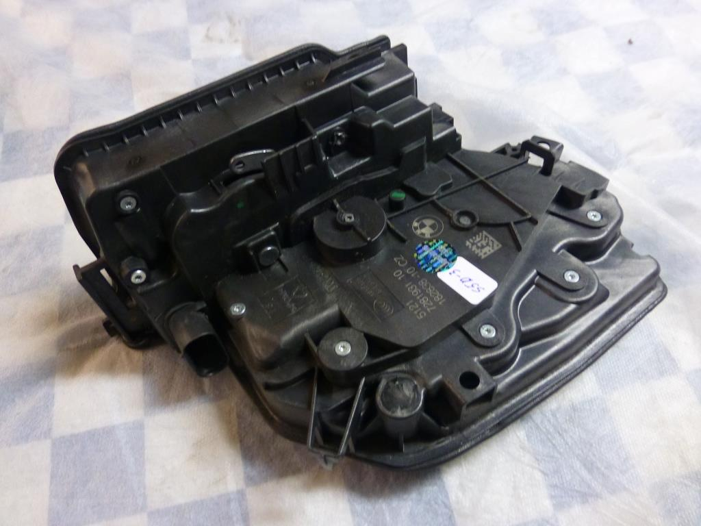 2014 2015 2016 2017 BMW i3 X1 X5 X6 Front Left Driver Door Latch Lock Actuator Motor 51217281931 OEM A1
