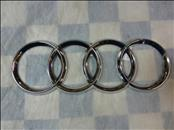 Audi R8 Front Grille Emblem Sign Badge Logo Rings 420853605A OEM A1