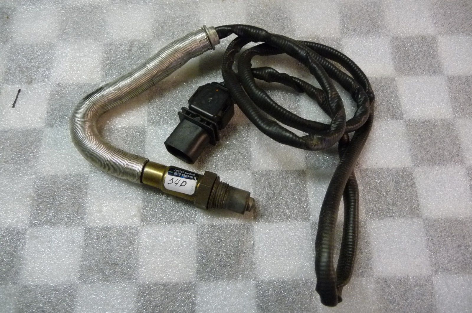 2008 2009 2010 BMW E60 E61 E71 535i X6 Exhaust System Regulating Lambda Probe Oxygen Sensor L=1300MM 11787570760 OEM