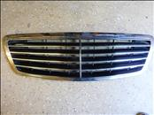 2003 2004 2005 2006 Mercedes Benz W220 S350 S430 S500 Front Radiator Grille Grill LOUVER 2208800583 9040 OE