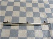 Bentley Continental Flying Spur Front Bumper Fin Left Chrome Strip Moulding