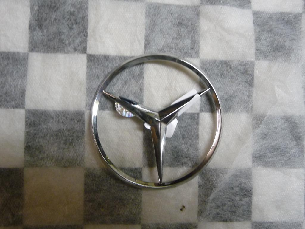 Mercedes Benz CLK E Class Rear Trunk Emblem Star Badge Logo 2107580058 OEM A1