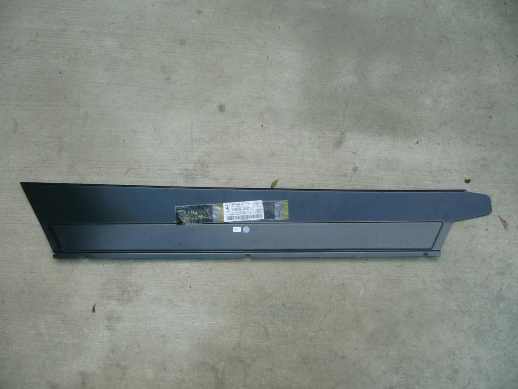 Ferrari 355 Right Passenger Side RH Door Sill Kick Plate 064119200 OEM A1