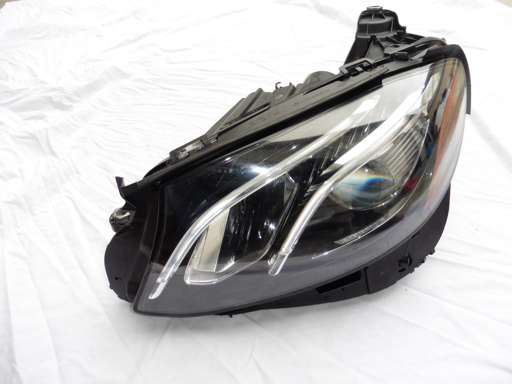2017 Mercedes Benz W213 E Class Left Driver LED Front Headlight 2139069303 OEM