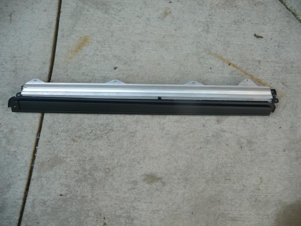 2013 2014 2015 2016 2017 BMW F06 640i 650i Gran Coupe Rear Right Passenger Door Sun Blind 51427288148 OEM A1
