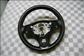 BMW 1 3 Series X1 Leather Steering Wheel M Sport Airbag Steptronic 32307839115