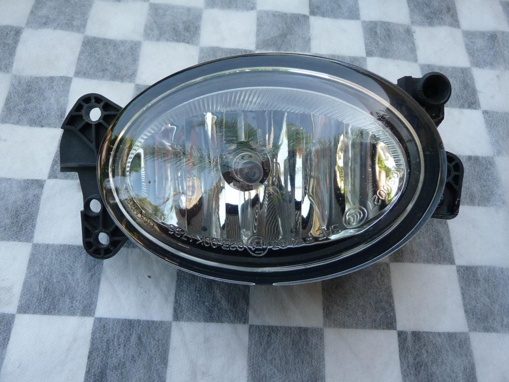 Mercedes Benz C CLK E GL ML R SL Front Left Fog Light Lamp A1698201556 OEM A1
