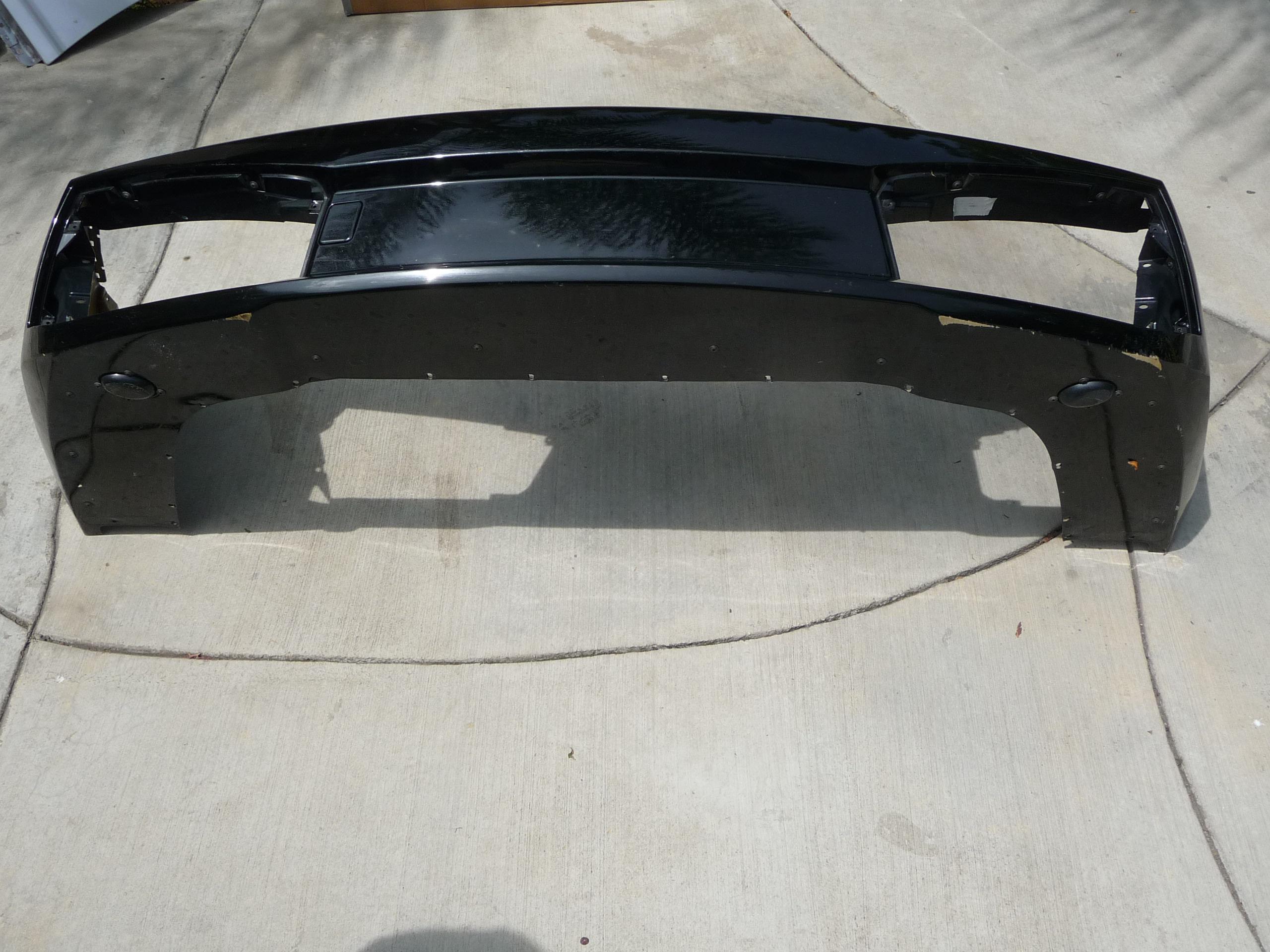 Lamborghini Gallardo Spyder Coupe Front Bumper Cover 400807437; 400807429A OEM - Used Auto Parts Store | LA Global Parts
