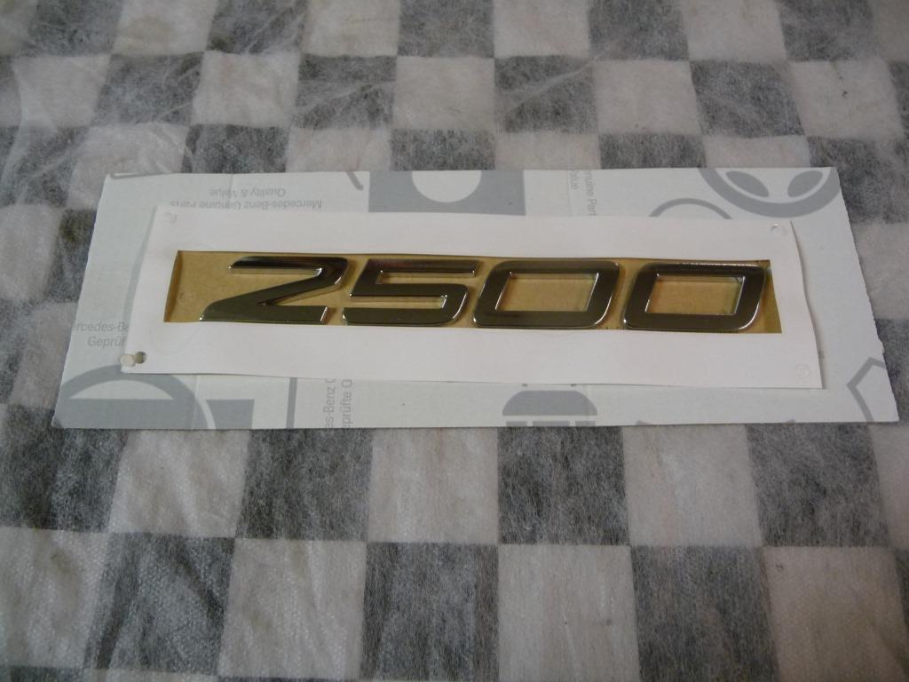 Mercedes Benz Sprinter 2500 Front Door Emblem Badge A9068179214 OEM A1