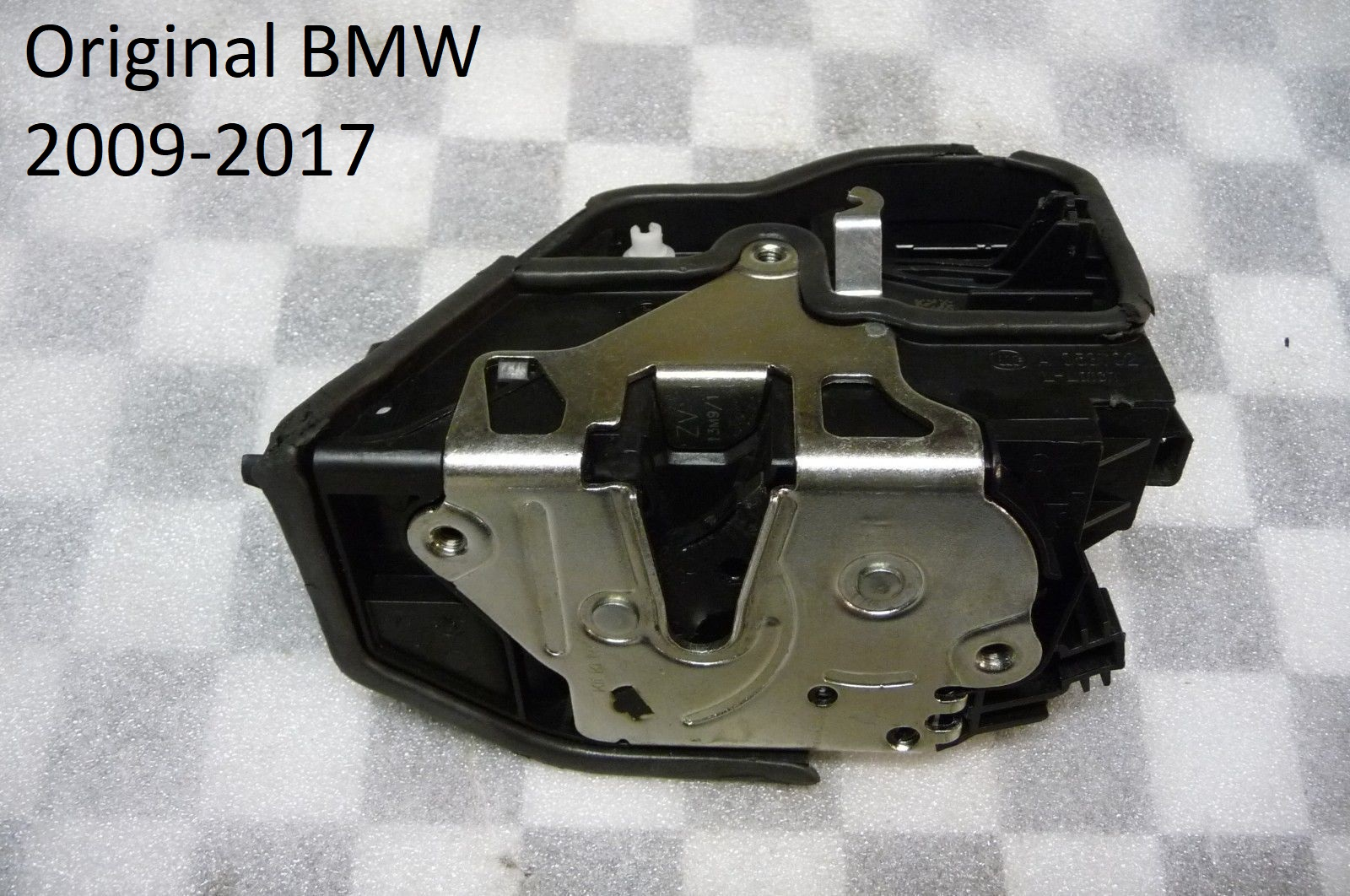 2009 2010 2011 2012 2013 2014 2015 2016 2017 BMW E82 E88 E91 F30 F31 E60 E61 E70 F36 428I 435I X1 X5 135i 335i 550i  Front Left Door Lock Locking Closing System Latch 51217229461 ; 51217229455; 51217229463 Original Oem