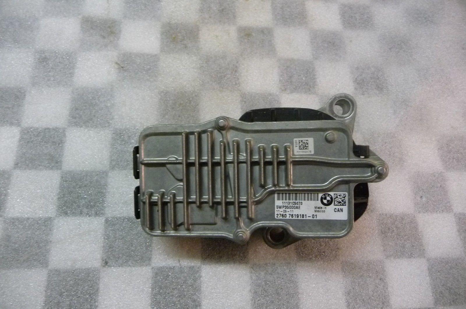 BMW X1 X5 X6 Transmission Longitudinal Torque Module 27607643762 OEM OE