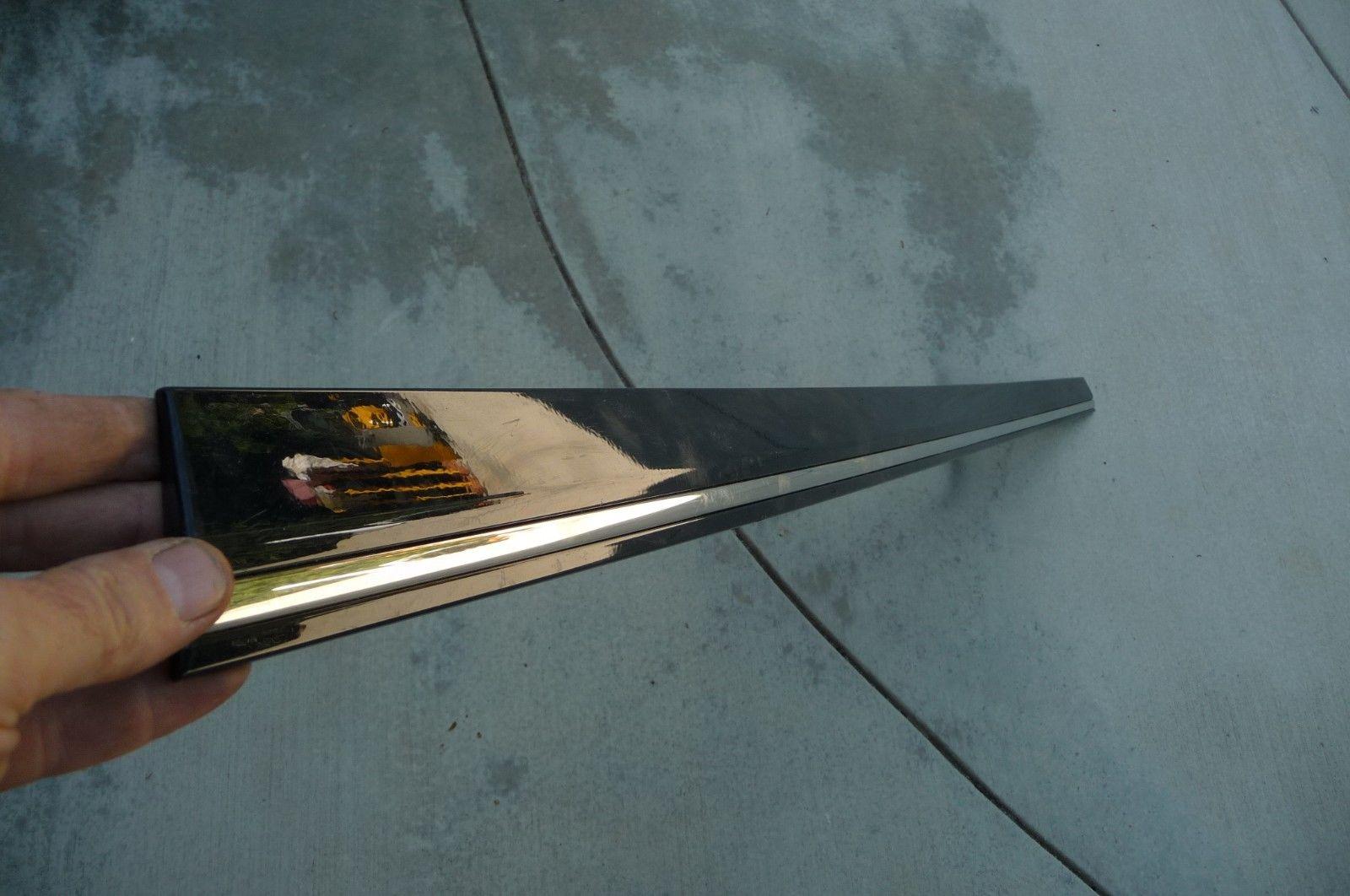 Mercedes Benz CLK Front Left Door Cover Strip Moulding Molding NEW A 2096901182