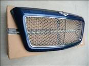 2017 2018 2019  Bentley BY636 Bentayga Front Radiator Chrome Grille Grill 36A853653A OEM OE