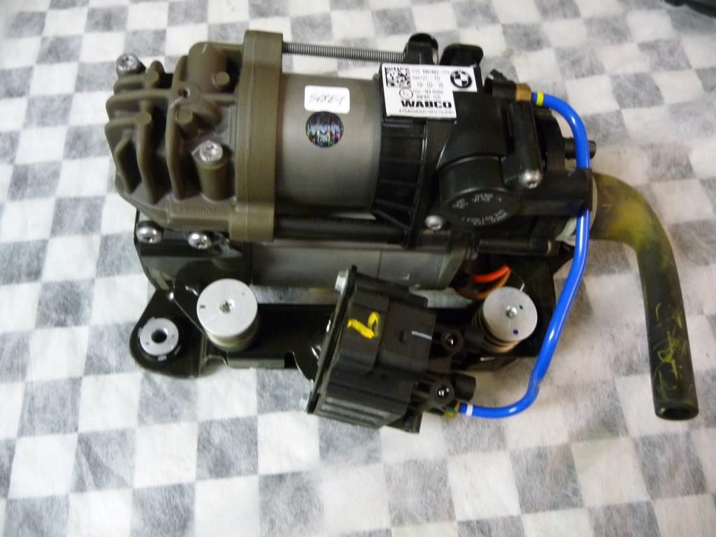 2016 2017 BMW G11 G12 740i 750i Air Suspension Compressor 37206861882 OEM A1