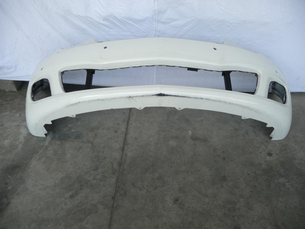 Bentley Continental Flying Spur Sedan Speed Front Bumper Cover 3W5807221H OEM