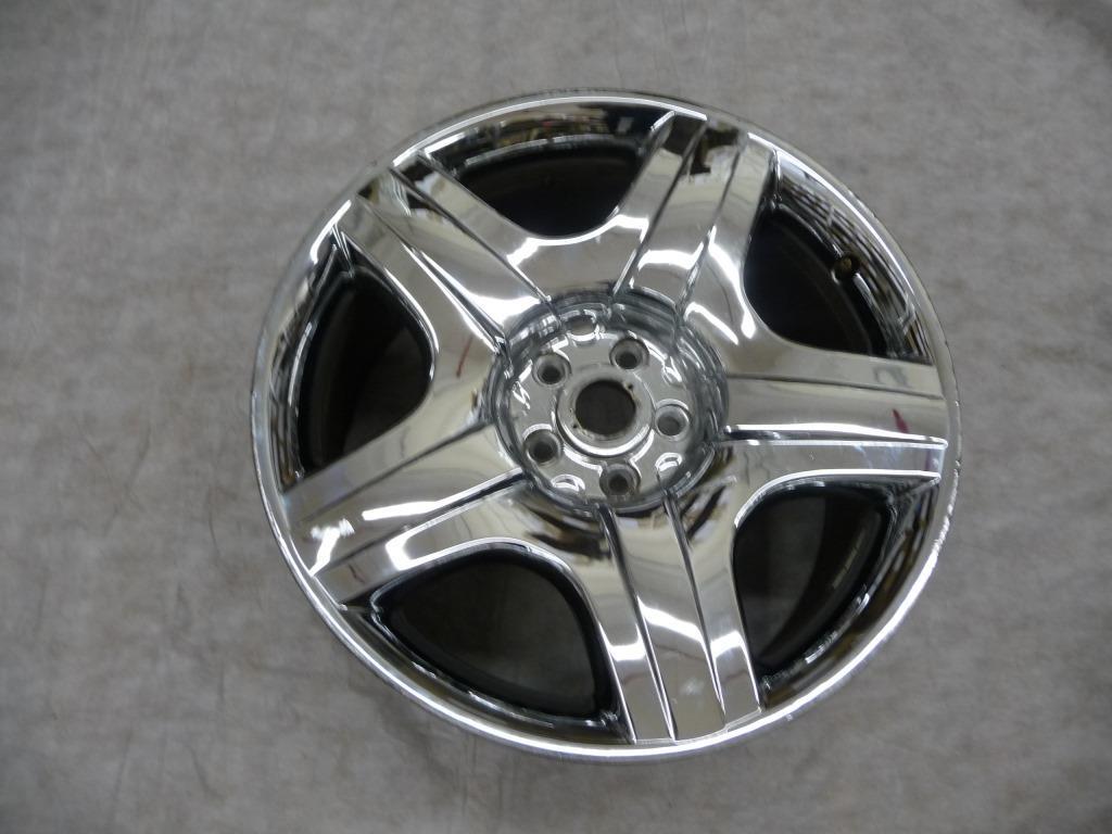 Bentley Continental GT 19 x 9 Wheel Rim 3W0601025H OEM A1