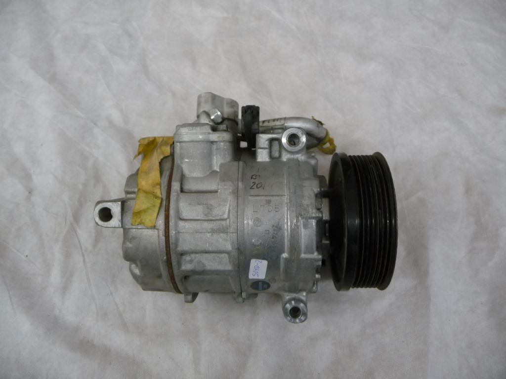 Bentley Continental GT GTC Flying Spur A/C Compressor 3W0820803 OEM A1