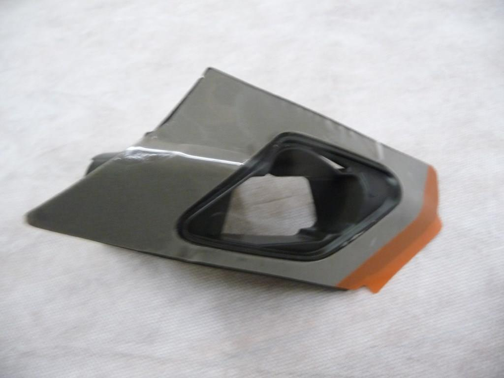 2014 BMW F32 428i 435i Left Driver Side Headlight Washer Nozzle Bracket 51117297141 OEM A1