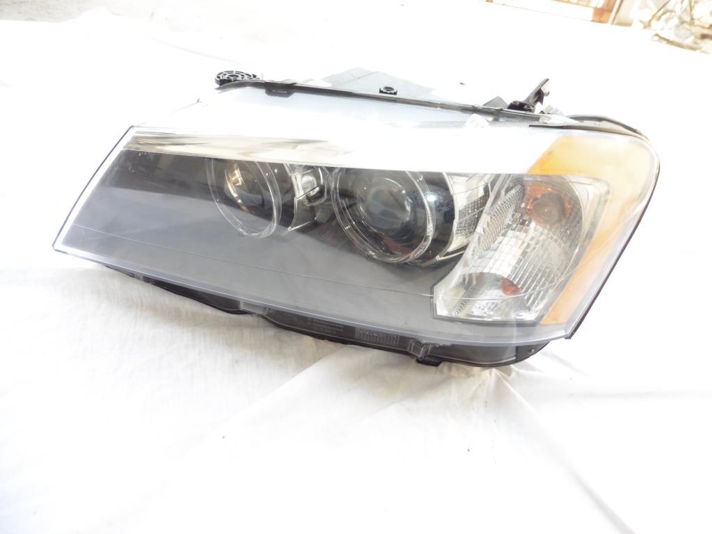 BMW F25 X3 Left Driver Xenon HID Dynamic AFS Headlight 63117277003 OEM OE