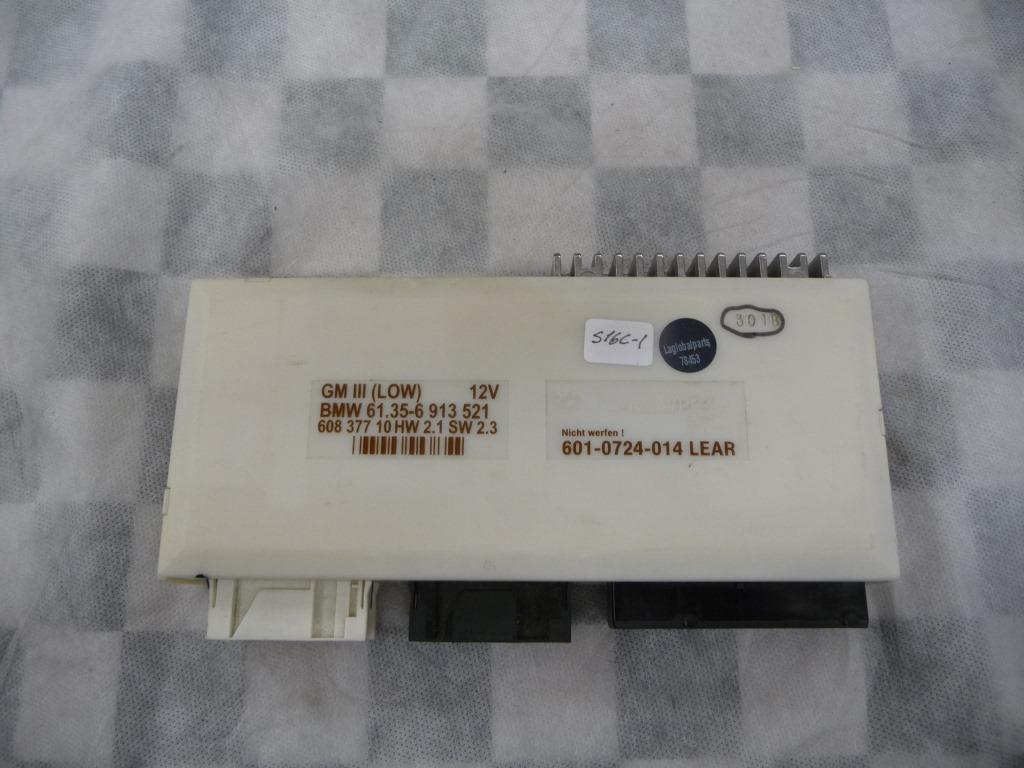BMW 5 Series E39 GM III (LOW) Body Control Module BCM 61356913521 OEM A1