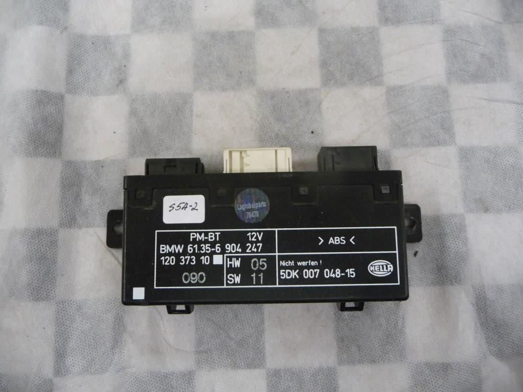 BMW 5 7 Series E38 E39 Front Door Mirror Control Module 61356904247 OEM OE