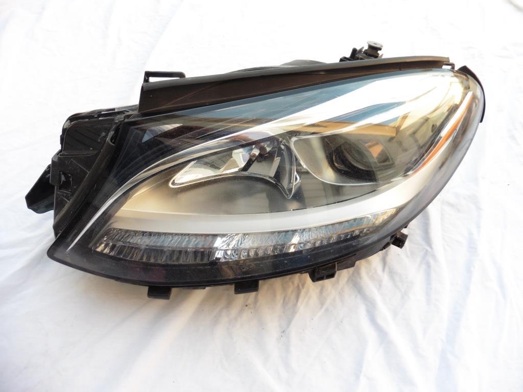 Mercedes Benz GLE Class Left Driver Side Halogen Headlight A1668201959 OEM A1