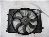Mercedes Benz CLA GLA SLK Class Engine Cooling Fan Assembly A2465000064 OEM A1