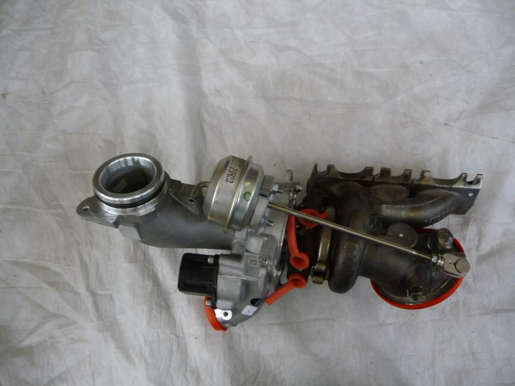 Mercedes Benz C CLS E GL GLE Class Turbocharger A2760901580 OEM A1