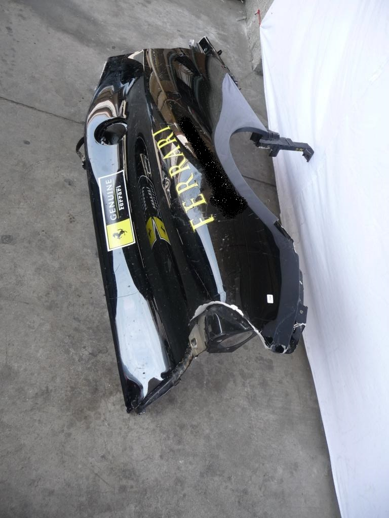 Ferrari 458 Challenge Rear Quarter panel Right Pass side, FIANCATA DX 83388111  - Used Auto Parts Store | LA Global Parts