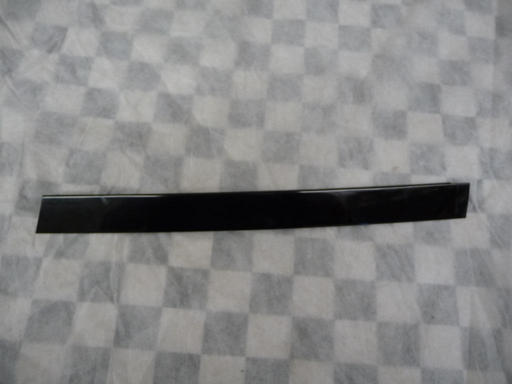 2011 2012 2013 2014 2015 2016 2017 BMW F25 X3 Rear Left Driver Side Applique Window Trim Panel 51357250381 OEM A1