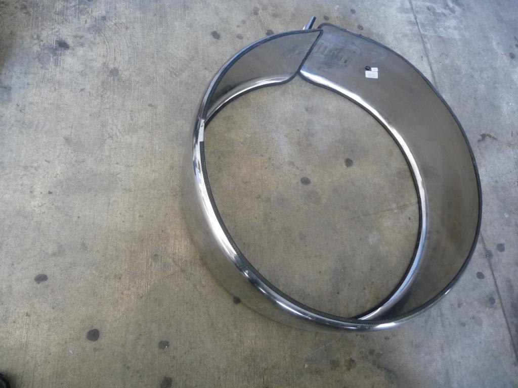 Mercedes Benz G Wagon W463 Spare Tire Carrier TS Wheel Chrome Cover 4638907308