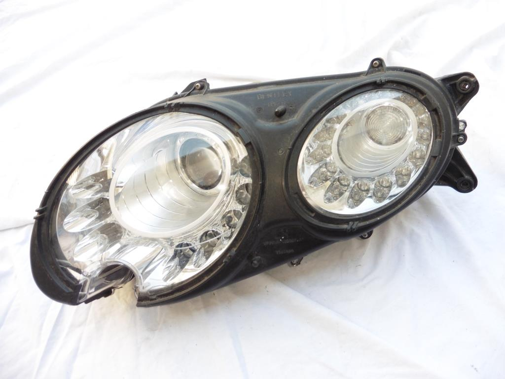 Bentley Continental GT 2 Door Left LH Driver Xenon HID Headlight 3W1941015AM OEM