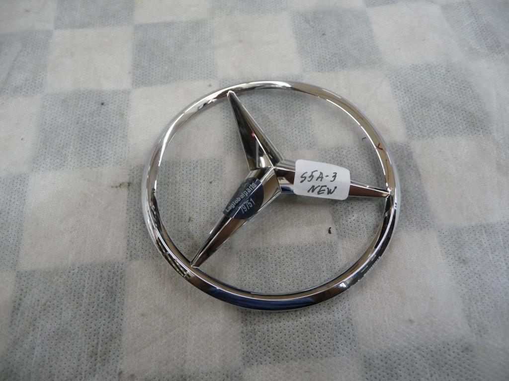 Mercedes Benz E Class Rear Trunk Star Emblem Logo Badge A2128170016 OEM A1