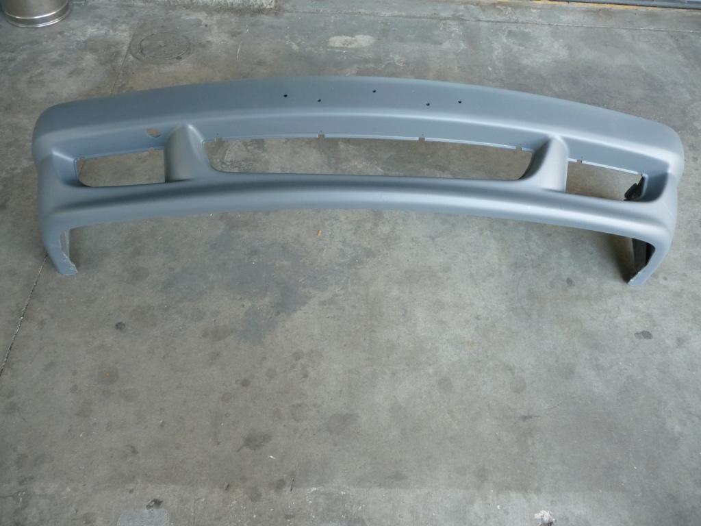 2000 - 2003 Bentley Azure Front Bumper Cover OEM OE