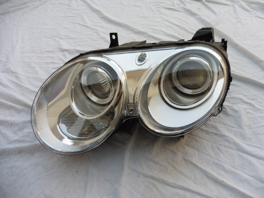 Bentley Continental Bi Xenon Headlight Left Driver LH Headlamp 3W1941015R- Used Auto Parts Store | LA Global Parts