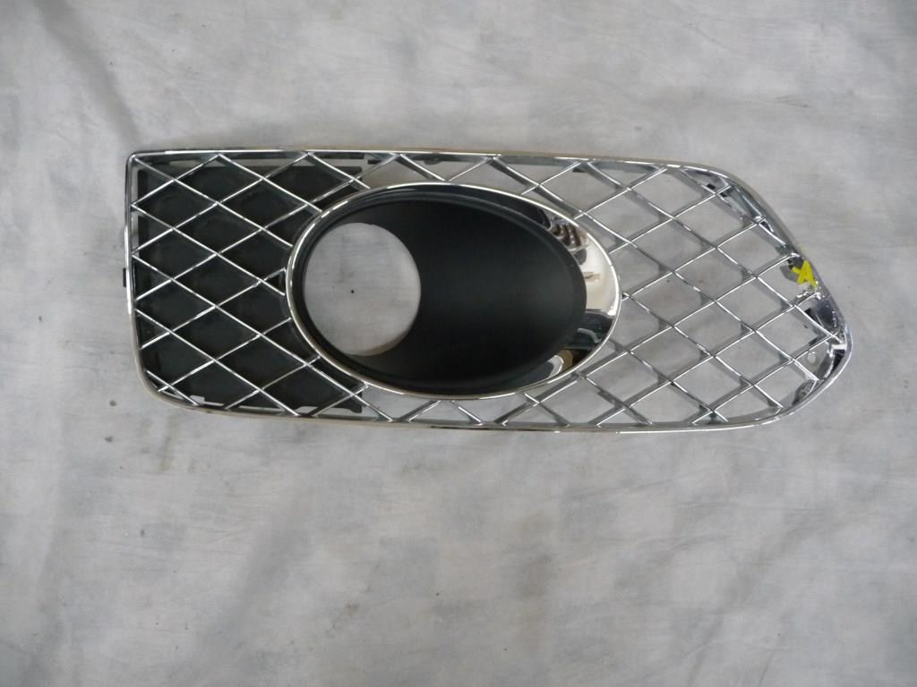 2017 Bentley BY636 Bentayga Front Bumper Chrome Grille Left 36A807893 OEM OE