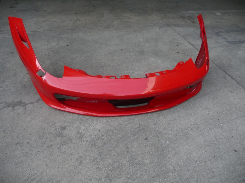 Ferrari 458 Italia Spider Front Bumper Cover 081368100, For Part or repair  - Used Auto Parts Store | LA Global Parts